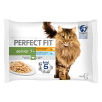 Perfect Fit Senior 7+ Pouches Mixed Selection