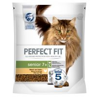 PERFECT FIT Senior 7+ Riche en poulet pour chat