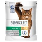 Perfect Fit Sterile 1+  за кастрирани котки, с пилешко