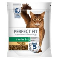 PERFECT FIT Sterile Adult 1+ Riche en poulet pour chat