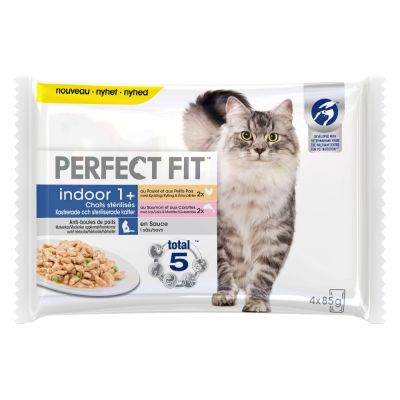 Perfect Fit Sterilise Indoor Kattenvoer