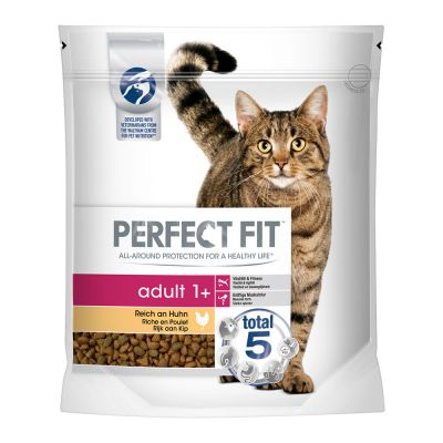 Perfect Fit, 4 x 1,4 kg + Pakiet mieszany Perfect Fit 12 x 85 g w super cenie!