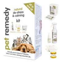 Pet Remedy Calming Kit