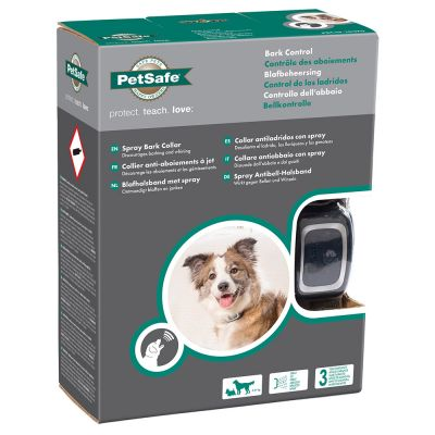 PetSafe® Collare antiabbaio con spray