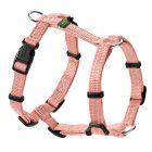 Pettorina per cani Hunter Tripoli rosa chiaro