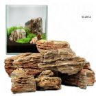 Pierres pagode claires pour aquarium Canyon Rock