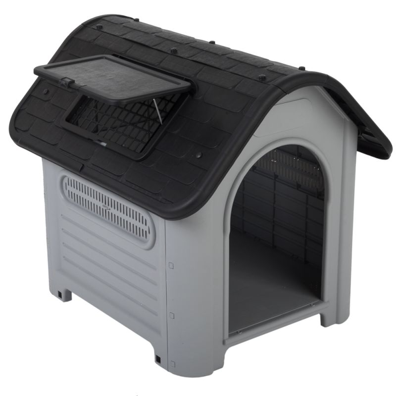 Plastic Dog Kennel Polly