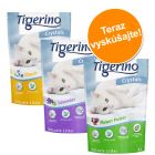 Podstielka Tigerino Crystals 6 x 5 l balenie na skúšku!