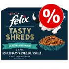 "15 % popust na Felix ""Tasty Shreds"" vrečke 12 x 80 g!"