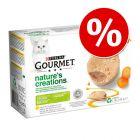 20 % popust na Gourmet Natrure's Creations 12 x 85 g