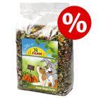 20 % popust na 4 kg JR Farm Super hrano za glodavce!