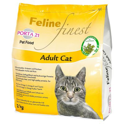 Porta 21 Feline Finest - Adult Cat Kattenvoer
