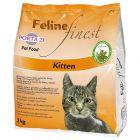 Porta 21 Feline Finest Kitten, poisson & volaille
