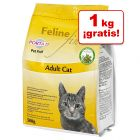 Porta 21 Feline 10 kg pienso para gatos en oferta: 9 + 1 kg ¡gratis!