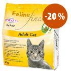 Porta 21 Feline pienso para gatos ¡a precio especial!