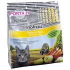 Porta 21 Holistic Cat com frango e arroz