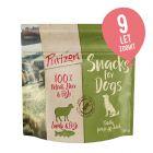 Poskusna akcija: 100 g Purizon Snack za pse