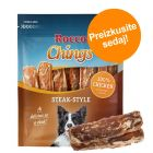 Poskusna akcija: Rocco Chings Steak Style