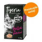 Poskusna mešanica Tigeria Pulled Meat 6 x 85 g