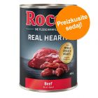 Poskusna ponudba: Rocco Real Hearts govedina 1 x 400 g
