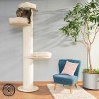 Poste Rascador Natural Paradise Jasmine XXL para gatos