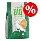 Prеț de testare! 1 kg zooplus Bio Pasăre hrană uscată câini
