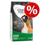Preț de testare: 1,5 kg Concept for Life hrană uscată câini