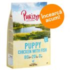 Preț de testare! 1 kg Purizon REȚETE NOI hrană uscată câini