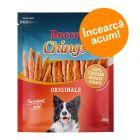 Preț de testare: Rocco Chings Originals snackuri pentru câini