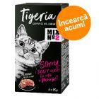 Preț exploziv - 14.90 lei! Tigeria Mix 2, 6 x 85 g