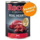 Preț exploziv - 4,90 lei! 1 x 400 g Rocco Real Hearts sau Classic