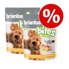 "Preț special! Briantos ""FitBites"" snackuri 2 x 150 g"