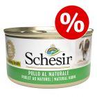 Preț special! Schesir Conserve câini 6 x 85 g