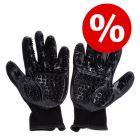 Premium Fellpflege Handschuhe zum Sonderpreis!