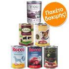 Αποκλειστικό Μεικτό Πακέτο Premium Υγρή Τροφή Σκύλων 6 x 400g