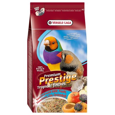 Prestige Premium Exotics/Tropical Birds