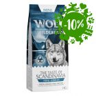 Prezzo speciale! 1 kg Wolf of Wilderness Adult