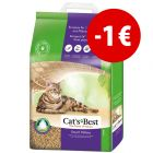 Prezzo speciale! 20 l Lettiera Cat's Best Smart Pellets