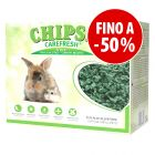 Prezzo speciale! 5 l Lettiera Chipsi Carefresh