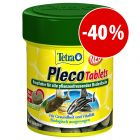 Prezzo speciale! 120 Tetra Pleco Tablets mangime in wafer
