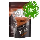 Prezzo speciale! 5 x 100 g (30 filetti) Wild Freedom Fillet
