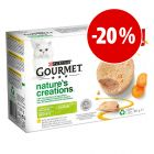 Prezzo speciale! 12 x 85 g Gourmet Nature's Creations
