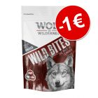 Prezzo speciale! Wolf of Wilderness Snack - Wild Bites