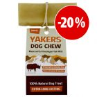 Prezzo speciale! YAKERS Dog Chew