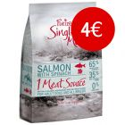 Prezzo tondo! 1 kg Purizon Single Meat Adult Salmone e spinaci senza cereali