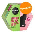 Prezzo prova! Cosma Gourmet Mix Box Alimento umido per gatti