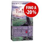Prezzo prova! 400 g Purizon Crocchette senza cereali per gatti