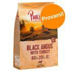 Prezzo prova! 1 kg Purizon Adult 80:20:0 Crocchette senza cereali per cani