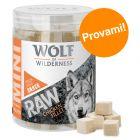 Prezzo prova! Snack liofilizzati Wolf of Wilderness Mini - RAW