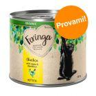 Prezzo prova! 6 x 200 g Feringa Organic Kitten